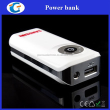 6000mAh Portable Power Bank Backup External USB Battery Charger For Cellphone