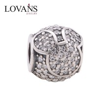Vintage Charms 925 Sterling Silver Jewelry Cute Mouse Charm Fine Jewelry For Bracelet Necklace Accessories Wholesale YZ688
