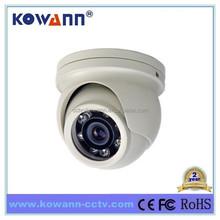 Vandalproof 900TVL IR CUT security mini dome camera