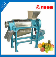 Hot sale fruit and vegetable spiral juice extractor