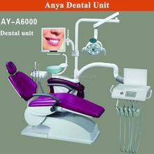 Silicona quirúrgica dental pieza de mano para silla dental