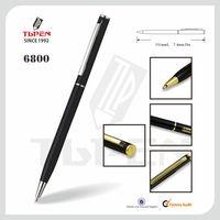 6800 slim Cross style ball pen