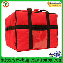 China manufacture Jumbo delivery bag thermal bag for pizza