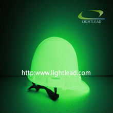 Safety protect photoluminescent Helmet for miner