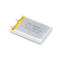 3.7V 1800mAh battery