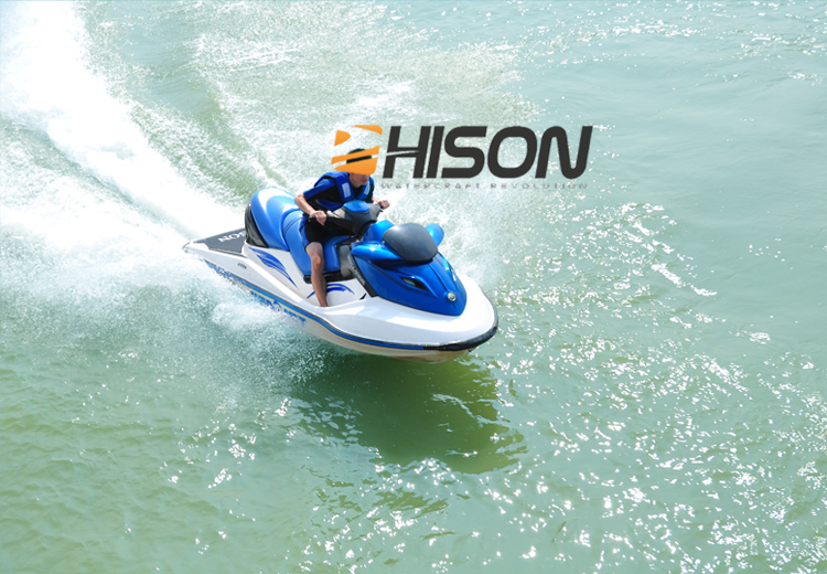 CE Hison brand 2014 HOT selling Water Motorcycle
