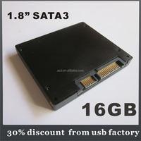 "bulk ssd disk 16GB 1.8"" SSD"