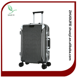 PC material TSA lock customized size luggage travel bags ,luggage set ,travel trolley luggage