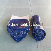 CLASSICAL CHINESE STYLE BLUE ROOFING SHINGLES