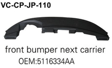 Oem 5116334AA For jeep compass front bumper next carrier