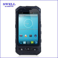 China fashionable android waterproof android smart phone mk6572