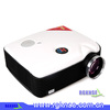 cheapest projector 800x600 mini projector 2500lumens with HDMI/VGA/USB port for sale