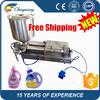 Factory direct semi automatic thick liquid filling machine