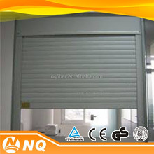 Aluminum Exterior Rolling up Shutters With Pu Foam