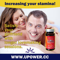 Upower 100%Natural herbal sex medicine for Man&Women Providing energy