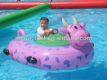 kids pleasure aqua battery bumper boat with factory price