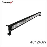 "With good feedback spot /flood/combo Beam for 40"" 4wd led driving lights"