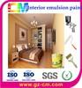 Interior emulsion paint/interior latex paint/ Acrylic wall paint