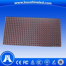module led p10 red display led signs messages texs information