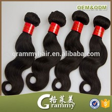hot sale hightest quality 6A grade natural brazilian hair pieces