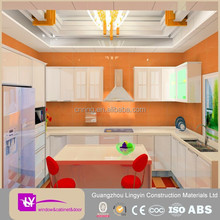 european style new model kitchen cabinet simple designs