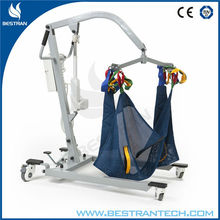 BT-PL001 Home and hospital patient transfer electric with patient lift slings