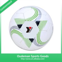 New Deflated Soccer Balls in Bulk Size 5 YNSO-018 Hand Sewing TPU Mini Wholesale Soccer Ball