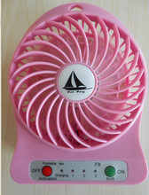small squirrel cage royal electric silent palm hand fans