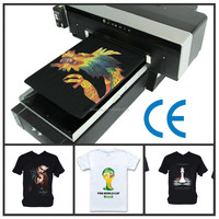 new product high resolution a3 canvas fabric printing machine for sale printer