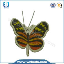 Cotton paper material auto accessory air freshener