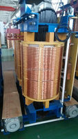 used in glass electric smelting insulation F grade 180kva 3 phase dry type furnace transformer