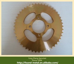 Vietnam Market 45# Steel Motorcycle Sprocket Wheel