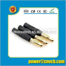 7 pin IP68 waterproof DC jack connector