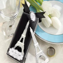 newest wedding Paris-Eiffel Tower design bottle opener favors