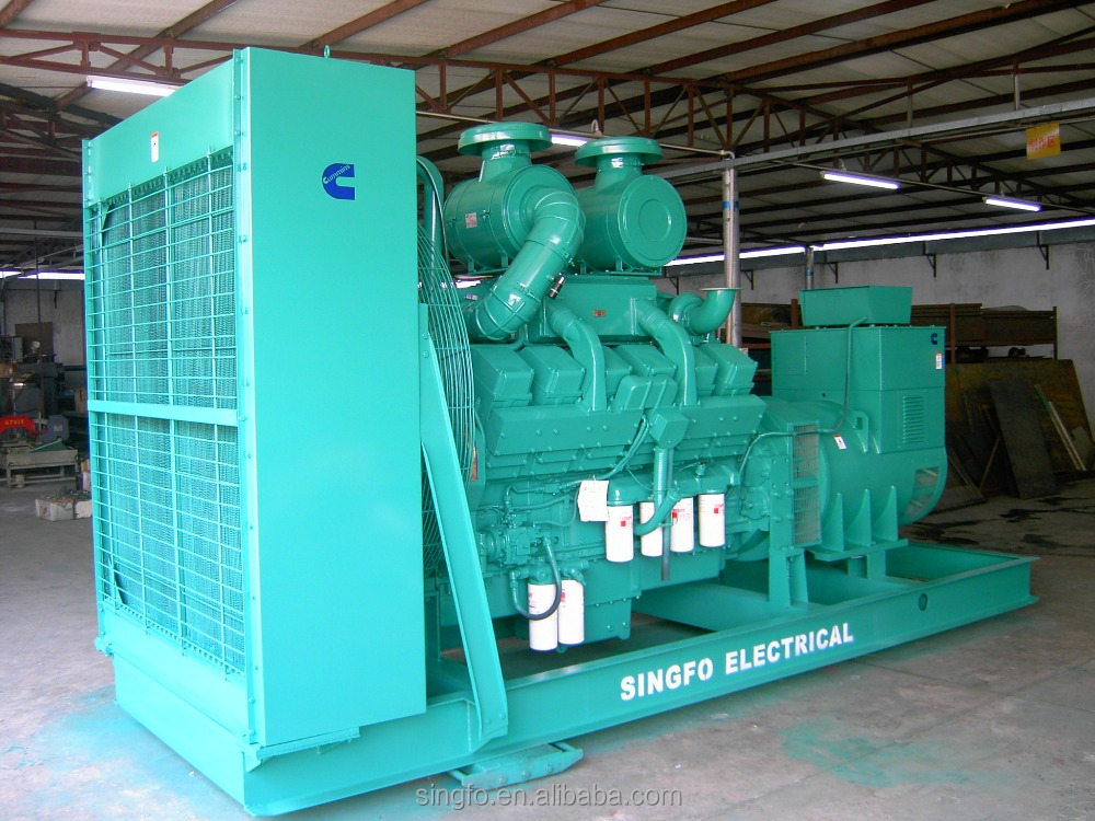 Generators suppliers in china with usa engine 800kva for Motor manufacturers in usa