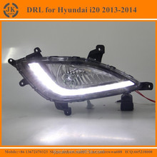 Best Selling Super Bright LED Light Excellent Quality LED Fog Lamp for Hyundai i20 2013-2014