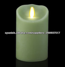 velas liderados baratos, velas de parafina