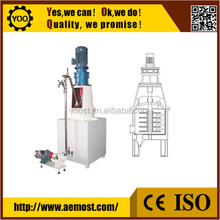 B1215 Automatic Chocolate Grinding Machine Ball Mill