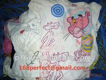 Summer Big Mixed-1 Children T-shirt / Used Cartoon clothes / Second hand cartoon kids baby clothes
