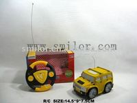 4-CH R/C CAR WITH COLORFUL LIGHTS