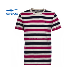 Wholesale erke high quality mens summer short sleeve 100 for High quality plain t shirts wholesale