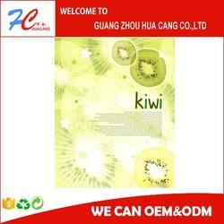 advertising folded flyer/leaflet poster offset printing service