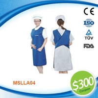 MSLLA04-I Light weight Medical x-ray radiation protection X Ray Lead Protective Aprons