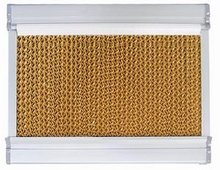 cooling pad wall/evaporative cooler/cooling curtain for poultry house and greenhouse