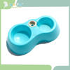 Easy feed Multifunction baby blue dog water bowl hot sale