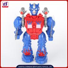 BO walking robot with missile & light & voice robot toys for children