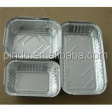 disposable aluminum foil container