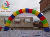 Ruilin rainball advertising inflatable,inflatable arch for events