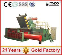 Metal Recycling Y81 Series1600kn Scrap Metal Hydraulic scrap metal hydraulic baler packer balling machine