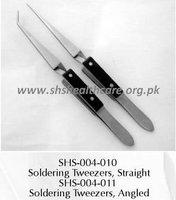 Soldering Tweezers, Straight